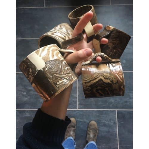 Ceramic mugs, IIIVVVYYY's newest product