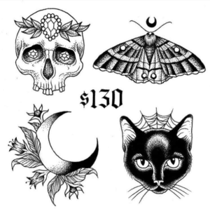 Today 39 s friday the 13th tattoo shop specials for Black friday tattoo deals