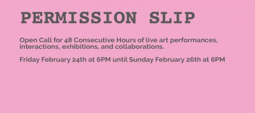 permission slip - shim gallery