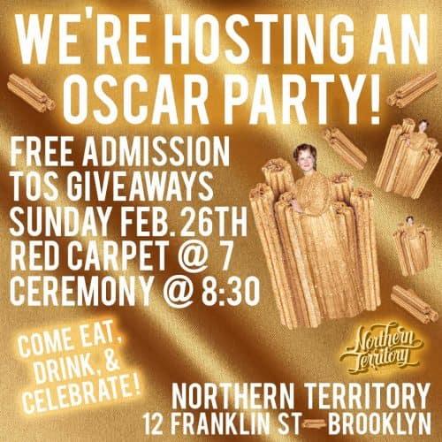 Taste of Streep - Academy Awards at Northern Territory