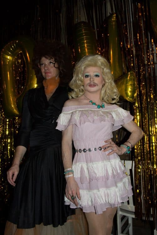 Dolly Parton Lookalike Contest at Mable's Smokehouse - Photo by Kate Truisi