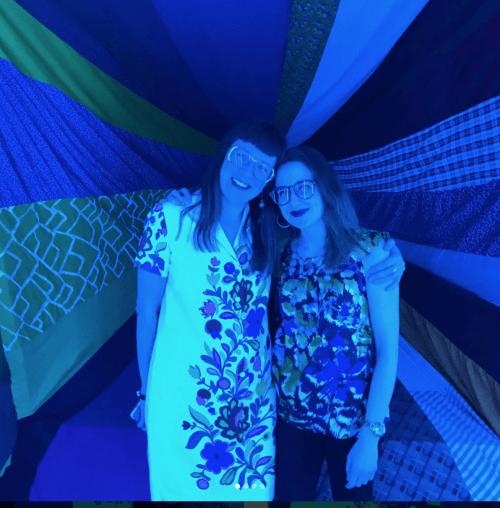 Amanda Browder, In Search Of : Chromatic Hi-Five! at Spring/Break