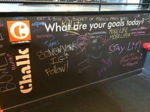 Chalk Gym in Williamsburg