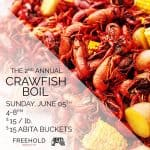 Crawfish Boil - Freehold 2017