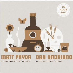 Matt Pryor, Dan Andriano @ St Vitus