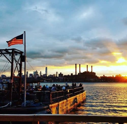 Image: Brooklyn Barge/Instagram