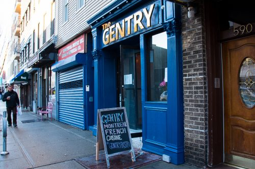 The Gentry, Manhattan Ave, Greenpoint