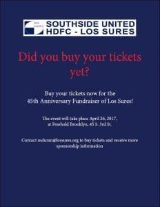 Los Sures Fundraiser