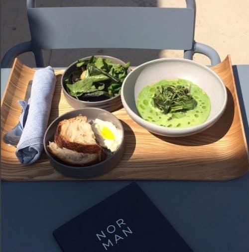 Photo via Instagram @restaurantnorman
