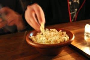 West Wine Bar Popcorn - Krystyna Lijek