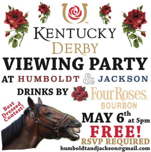 Humboldt & Jackson - Derby 2017
