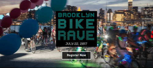Brooklyn Bike Rave