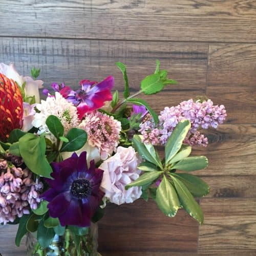 The Cutest Flower Shop In North Brooklyn: The Little Glass