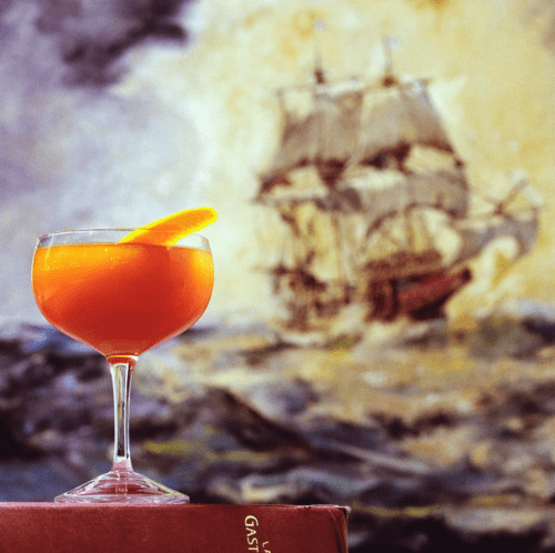 The negroni. Image via Negroni Week.
