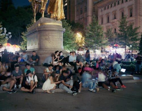 Pokemon Go, Central Park - George Underwood