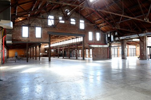 Knockdown Center Interior