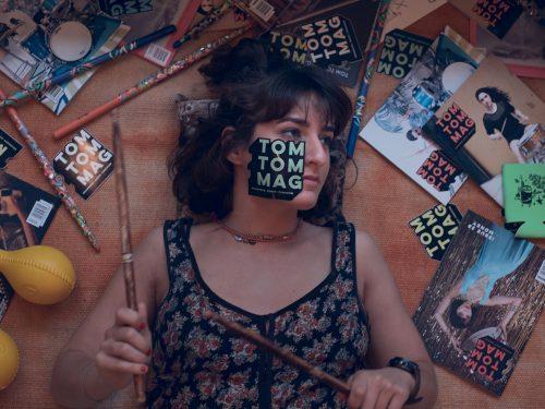 Tom Tom Magazine - Pippa Kemelson, photo by Mitch Boyer