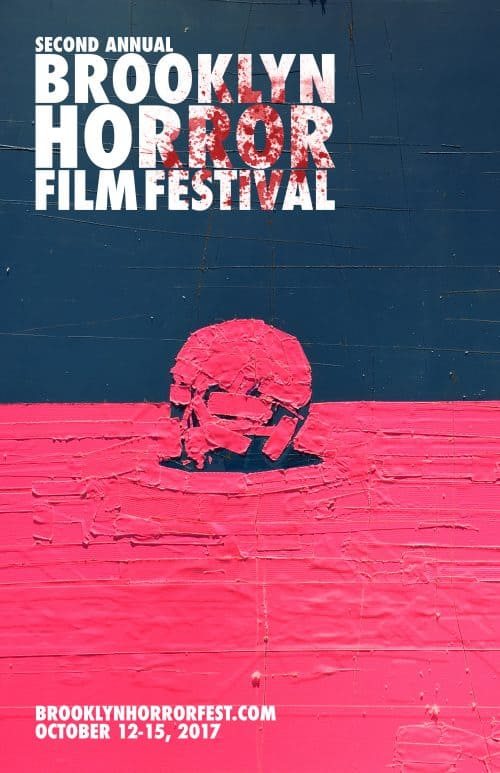 Brooklyn Horror Fest Poster 2017