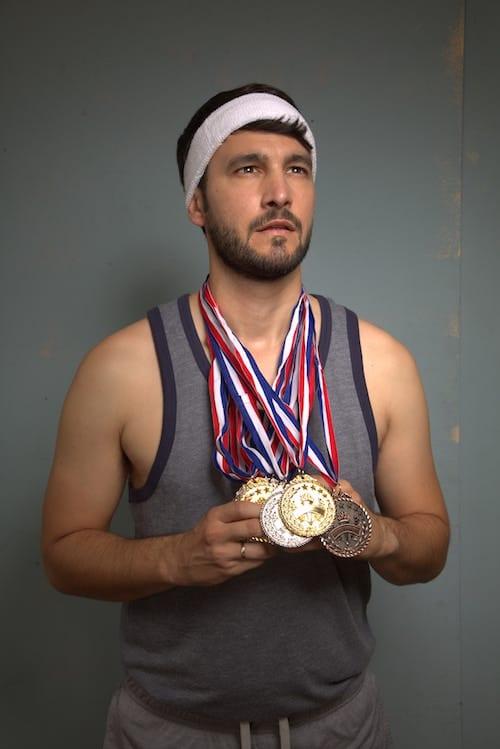 Zach Broussard, Future Marathon Runner. Via Kickstarter