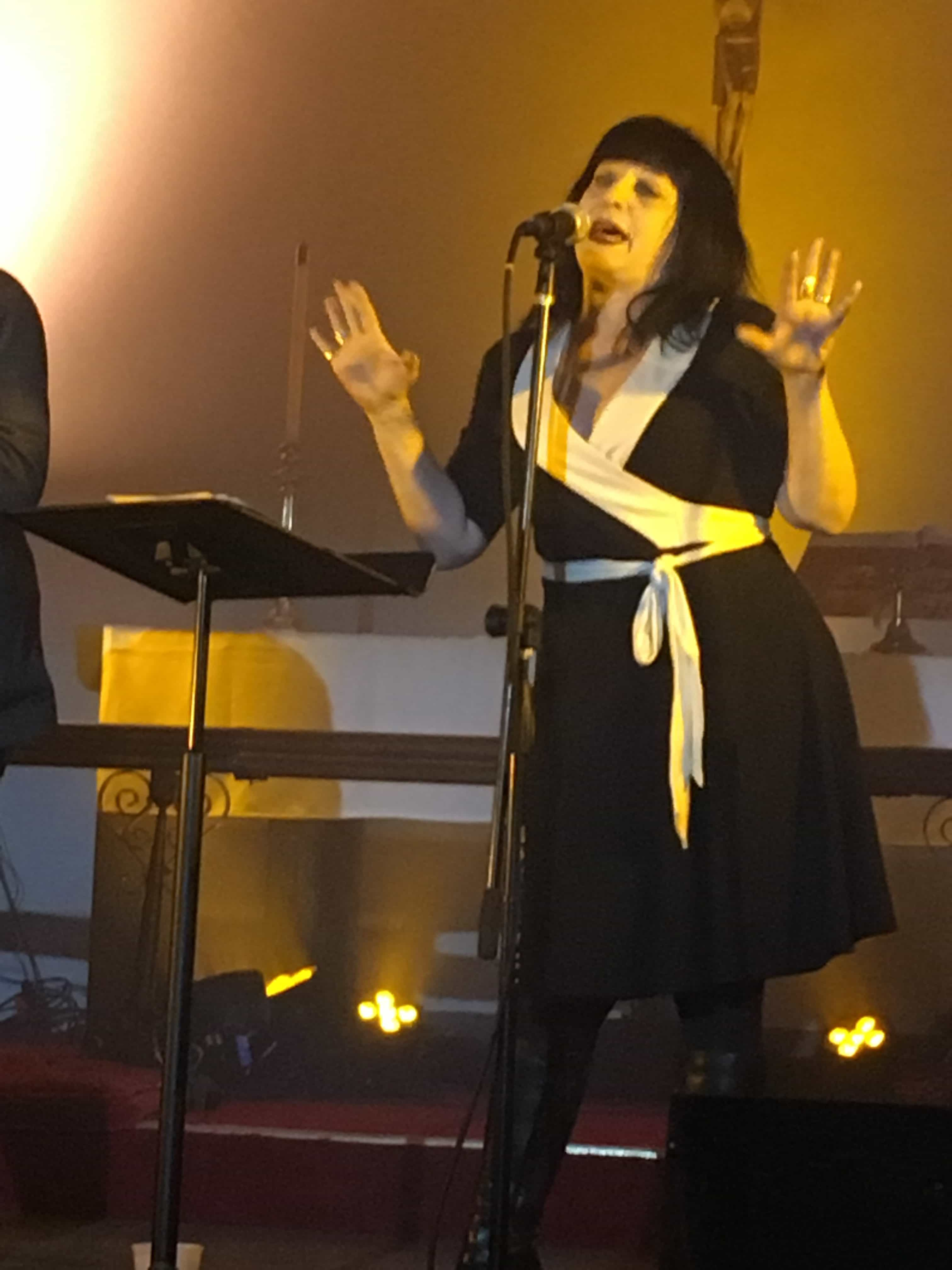 A Night Of Experimental Jazz  U0026 Lydia Lunch At The Park