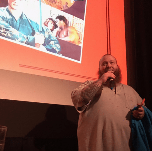 Action Bronson at Nitehawk Cinema