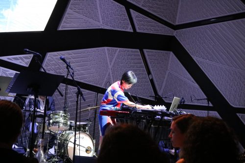 Yuka Honda at National Sawdust. Photo: Megan Penmann