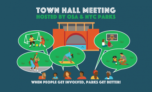 OSA & NYC Parks Town Hall Meeting