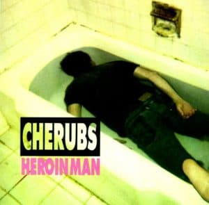 Cherubs - cover art for Heroin Man