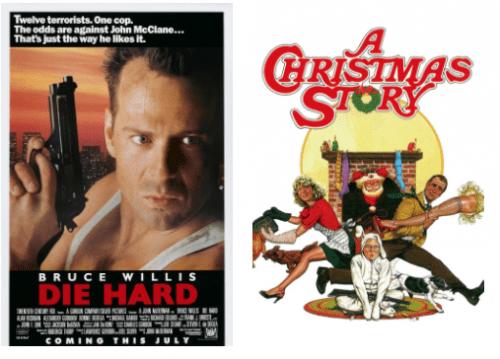 Die Hard & Christmas Story - Nitehawk