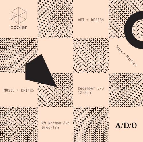 A/D/O Cooler Gallery Market