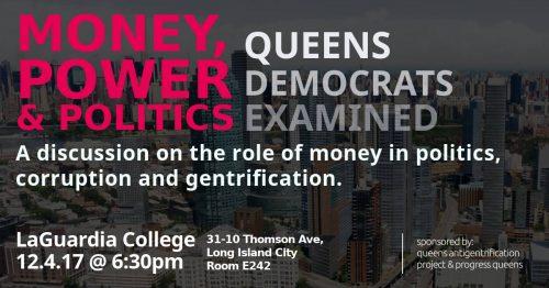 Money, Power and Politics Poster