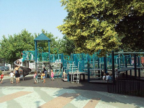 William Sheridan Playground
