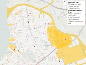 NAG's Toxicity Map