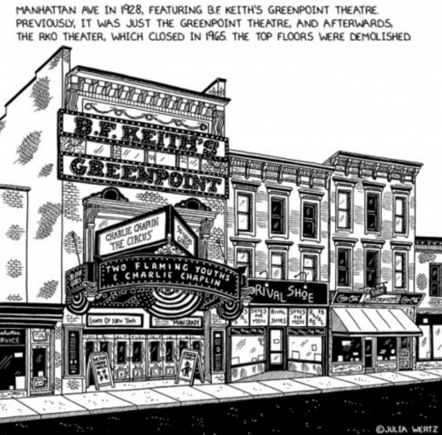 Illustration by Julia Wertz