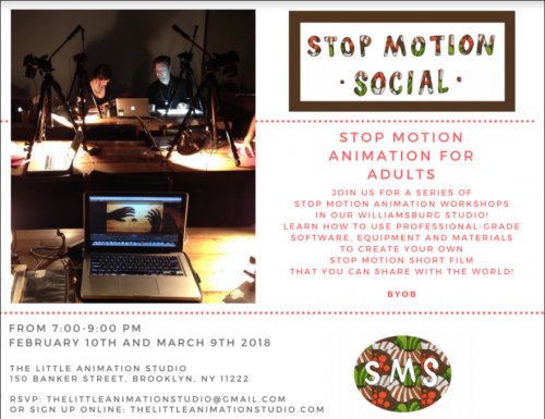 Stop Motion Social