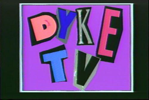 Dyke TV at Light Industry