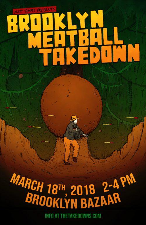 Meatball Takedown