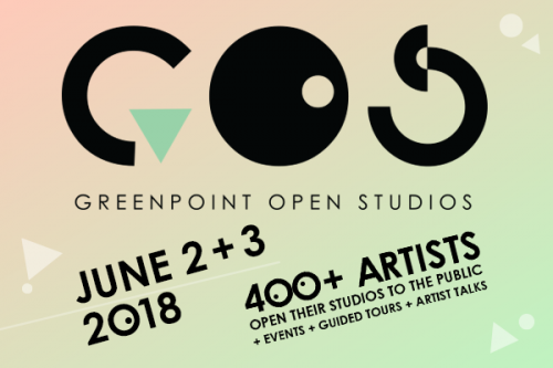 Greenpoint Open Studios Returns with 400 Local Artists (Sat 6/1- Sun 6/2)