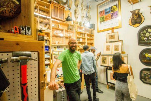 Greenpoint Open Studios 2017