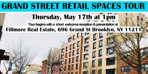 Grand Street Retail Spaces