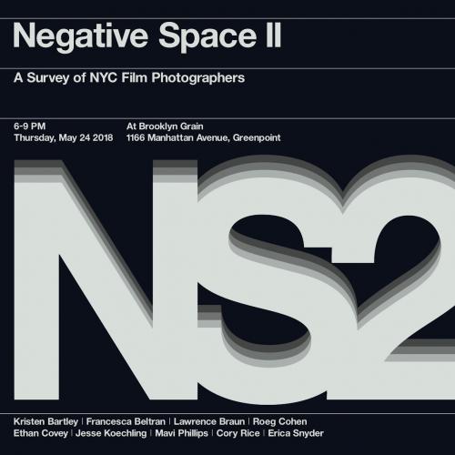 Negative Space II