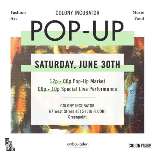 Colony Popup