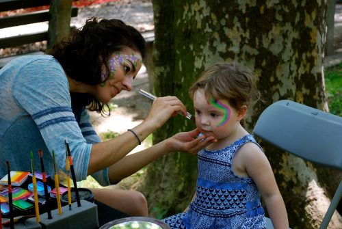 McGolrick Summer Sundays. Photo via McGolrick Park Neighborhood Alliance