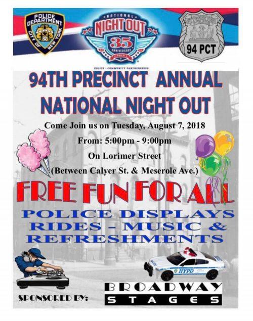 94th precinct