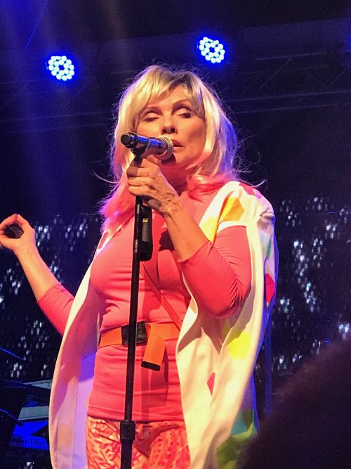 Blondie at House of Vans