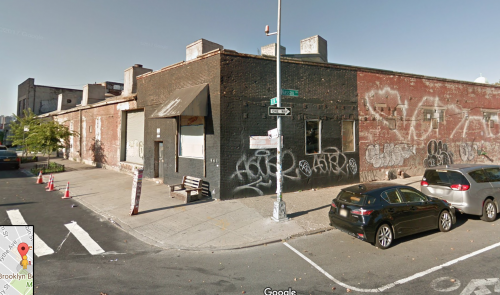 1 Nassau Avenue, via Google Streetview