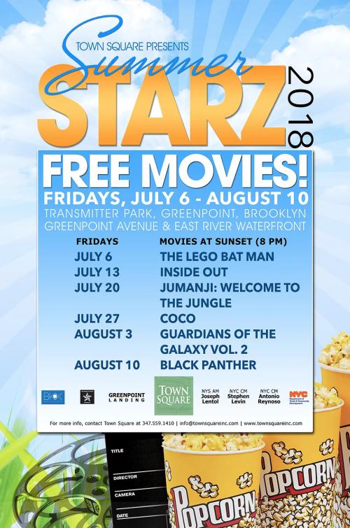 free movies transmitter park