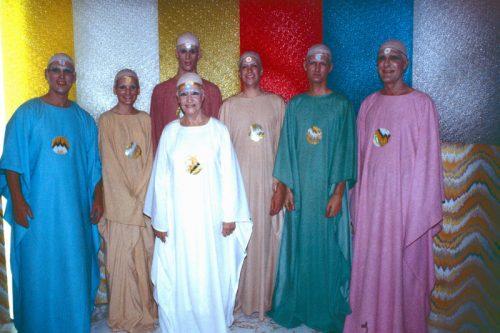 Ruth Norman, a.k.a. Archangel Uriel, and Unariuns