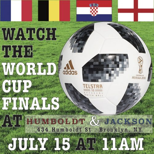 World Cup Finals Humboldt and Jackson