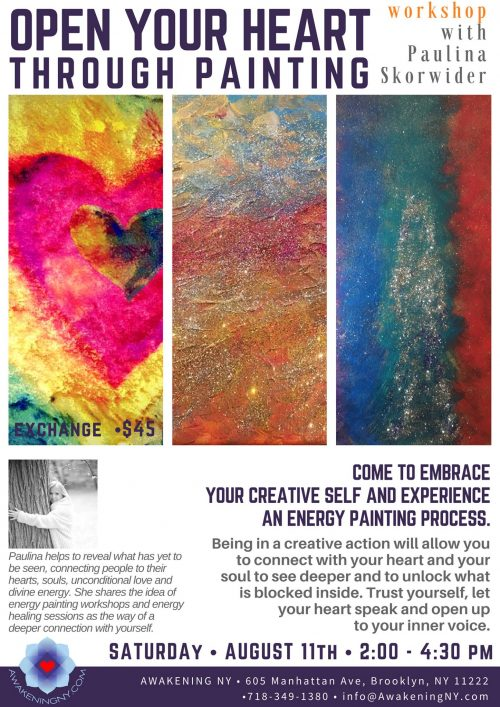 Awakening Painting Workshop